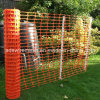 Green Orange Yellow Safety Fencing