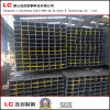 50mmx30mmx1.35mm Black Rectangular Steel Pipe with High Quality