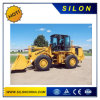 2.3-2.5m3/4000kg Pay Loader Clg842 with Shanghai Diesel Enegine