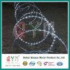 450mm Coil Diameter Concertina Razor Barbed Wire/Galvanized Razor Wire Coils