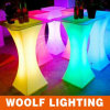 Fashion LED Table, LED Square Cocktail Table