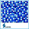 Glass Mosaic Tiles for Hotel Decoration