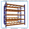 Heavy Duty Pallet Flow Rack for Warehouse Storage