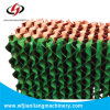 Evaporative Cooling Pads for Poultry House Temperature Cooling