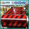 Flower Pattern of Color Coated of Steel Sheet with ISO9001