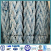 12 -Strand Polypropylene/ Polyester Mixed Mooring Rope