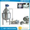 Stainless Steel Vacuum Shampoo Cosmetics Homogenizer Emulsifying Mixing Tank