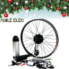 36V 250W Geared Electric Bicycle Motor Kit with Rack Type Lithium Battery