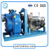 High Flow Rate 8 Inch Diesel Self Priming Slurry Pump