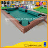 Newest Snooker Pool Table Inflatable Snookball Game (AQ16304-4)