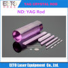 Laser Crystal Rod for YAG Machine with 1064nm