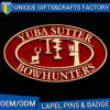 Supply High Quality Custom Logo Metal Badge at Factory Price