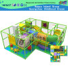 Small Indoor Castle with Plastic Slide for Children (MH-05606)