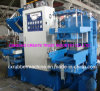 2017 High Technical Full Automatic Rubber Plate Vulcanizing Press (double station)