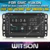Witson Car DVD for Gmc Yukon Car DVD GPS 1080P DSP Capactive Screen WiFi 3G Front DVR Camera