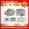 Talent Button Rectangle 40X60mm Pin Button