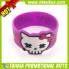 Special Shape Silicone Wristband with Printed Logo (DSC05209)