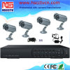4CH Outdoor IR Waterproof CCTV Security System