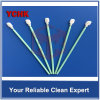 Critical Environment Durable Industrial Long Blue Handle Double-layer Polyester Swab