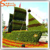 Factory Price Wholesale Garden Decoration Artificial Topiary Grass