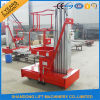 10m Single Mast Aluminum Lift for Sale