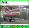 45cbm Aluminum Alloy Fuel Tanker Trailer