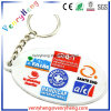 3D Custom Cartoon PVC Rubber Keychain for Promotion Gift