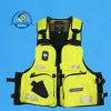 Yellow Fishing Vest for Fishing (DHFJ-018)