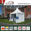 Aluminum High Peak Pagoda, Frame Tent with Glasswall