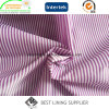 100 Polyester Two Tone Stripe Suit Lining Fabric Supplier