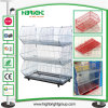 Store Promotional Wire Stacking Baskets