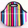Nice Sublimation Printing Neoprene Picnic Lunch Bag