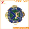 Customized Metal Imitation Enamel Badge with Best Price (YB-SM-40)