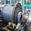 Gold, Iron, Copper, Silver Plant Use Overflow Type Ball Mill