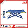 Factory Supply High Quality Portable One Cylinder Scissor Lift for Car Garage Workshop