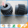 High Precision Low Friction Helical Tooth Plastic Gear