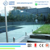 Semi-Frameless Head Soaked Toughened Glass Pool Fence