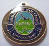 Customized Gold Plating & Zinc Die Cast Medallion