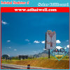 Customized Solar Powered Electronic Outdoor Advertising Billboards