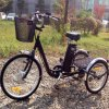 24 Inch Cargo Electric Tricycle for Sale with Swing Function