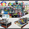 Indoor Playground Set Soft Play Zone Naughty Castle Kiddie Rides