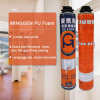 Large Expansion PU Polyurethane PU Foam Sealant Grey Spray Foam