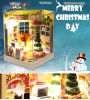 2017 Significant DIY Christmas Gift Doll Dollhouse