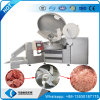 Zkzb-125 Stainless Steel Vacuum Meat Bowl Cutter Machine for Industrial Halal Meat Chopping