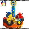 Amusement Equipment Kiddie Moto Ride Merry-Go-Round Carousel for Indoor Playground