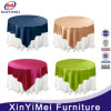High Quality Fancy Spandex Table Cloth for Hotel Restaurant