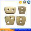 Auto Spare Part Copper Clutch Button with Rivet
