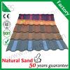 New Design Buliding Materials Milano Stoned Coated Metal Roof Tiles