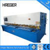 CNC Hydraulic Swing Beam Shearing and Plate Cutting Machine