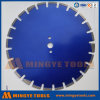 14inch Protection Teeth Diamond Road Cutting Blade for Asphalt and Concrete